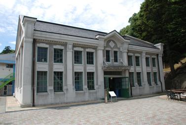 水道記念館外観